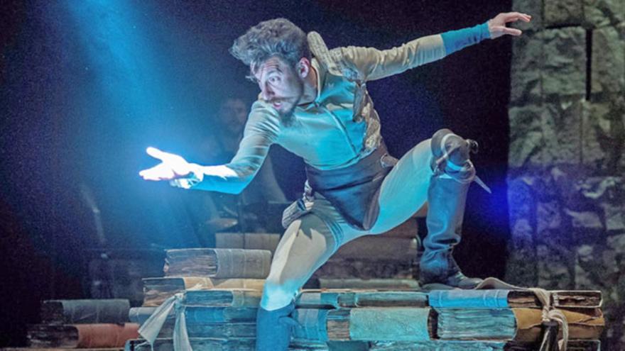 El Quijote vuelve a los escenarios valencianos