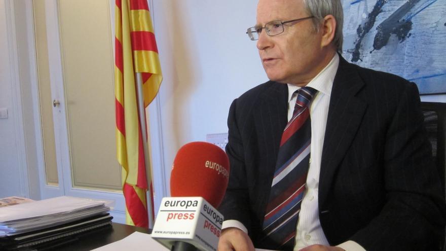 Cornellà entrega la medalla de oro de la ciudad al expresidente catalán José Montilla