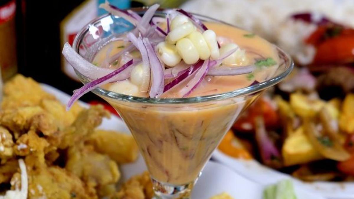 Ceviche: platos por descubrir en el Mercado de los Mostenses