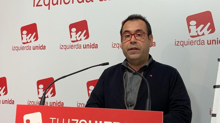 Juan Ramón Crespo, coordinador de IU Castilla-La Mancha