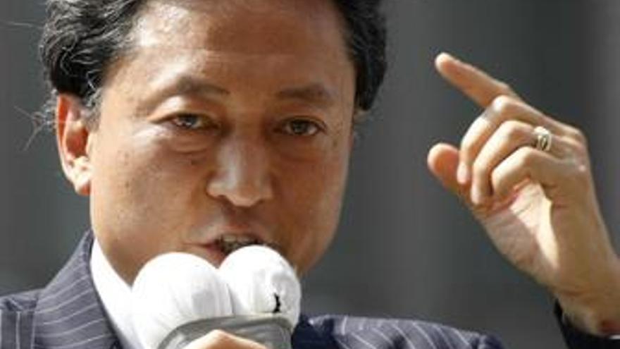 Yukio Hatoyama. (EUROPA PRESS)