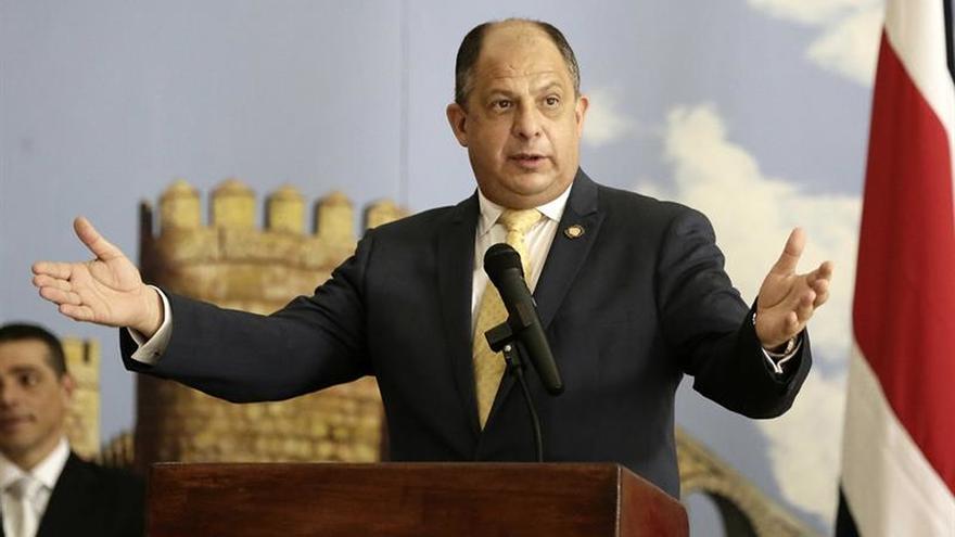 El presidente de Costa Rica: España sigue siendo una referencia en las Américas