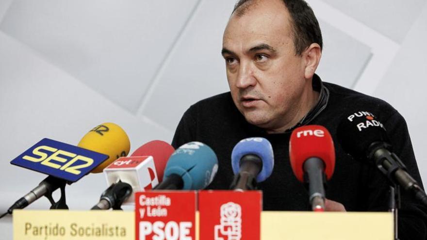 Dimite la mitad de la Ejecutiva del PSOE Ávila por pérdida de confianza en el secretario