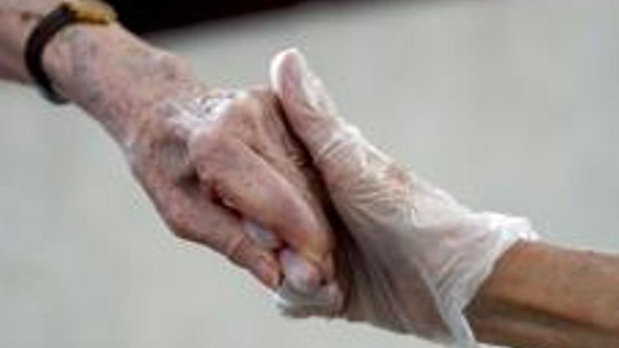 La sensación de soledad aumenta entre los mayores.