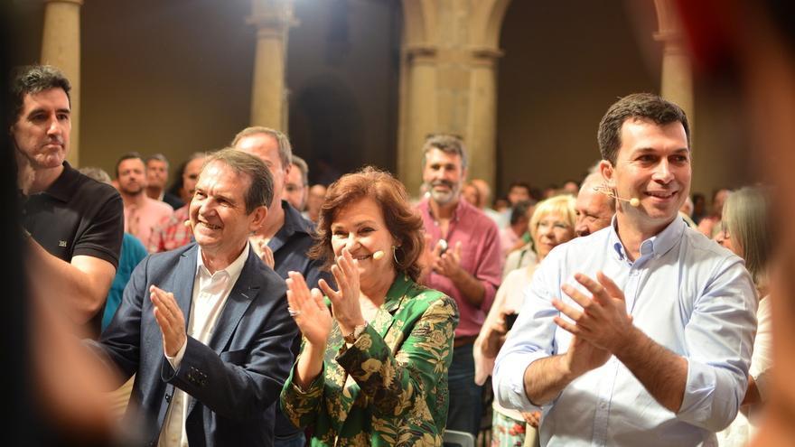"""Gonzalo Caballero remarca que el resultado de las primarias para elegir candidato a la Xunta será """"inamovible"""""""