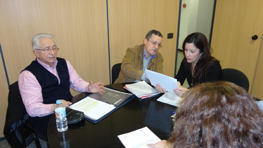 """Alicia Álvarez recalca que """"la coordinación entre el Banco de Alimentos BancoTeide y el IMAS es constante y fluida""""."""