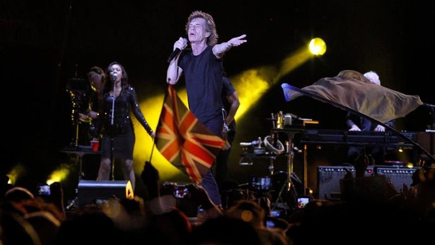 Los Rolling Stones publican mañana su primer álbum de estudio en una década
