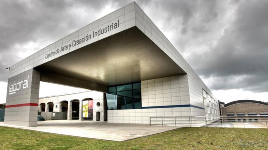 LABoral Centro de Arte y Creación Industrial, en la Ciudad de la Cultura (Gijón)