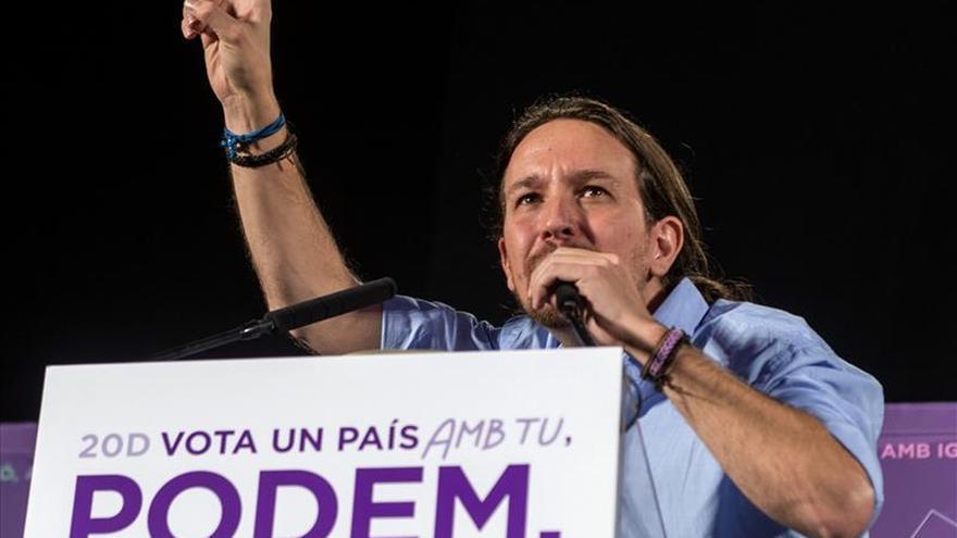 """Iglesias reta a Rajoy a aclarar si miró """"para otro lado"""" en la corrupción"""
