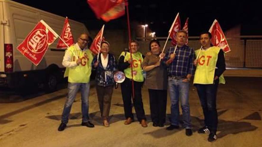 Correos Extremadura huelga