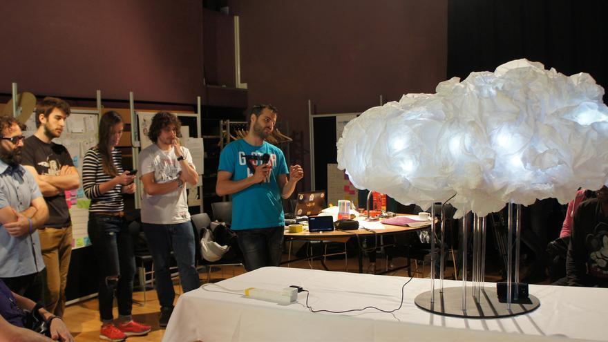 whoun y Alberto Rivero quieren que visualices la nube, ¿cómo te la imaginas?