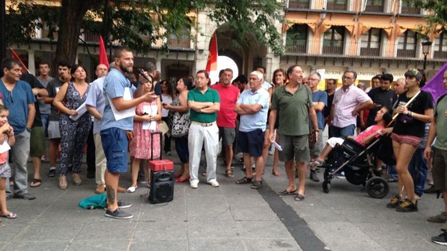 Manifestación contra agresiones fascistas en Toledo / Foto: EUROPA PRESS