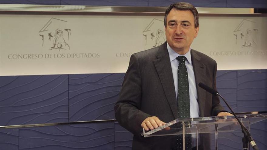 El PNV no presenta enmienda a los Presupuestos y seguirá negociando con Rajoy