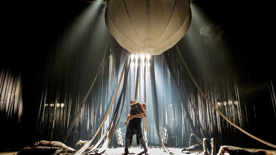 El Teatro Arriaga programa este fin de semana 'Medea', 'Edipo Rey' y 'Antígona'