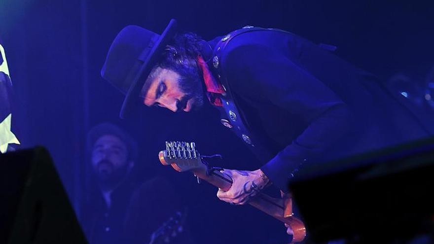 El Sonorama diagnostica el buen estado del rock español en la noche de Leiva