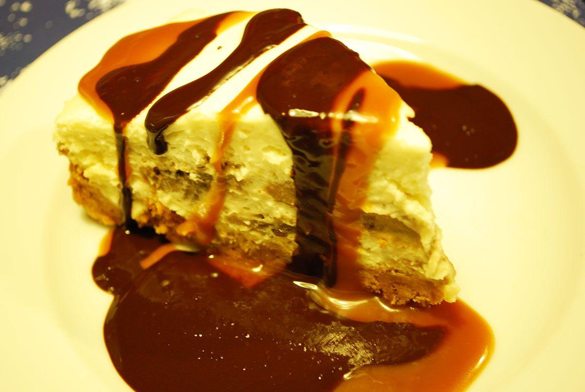 Banana cream pie con chocolate y caramelo_Malasaña a mordiscos