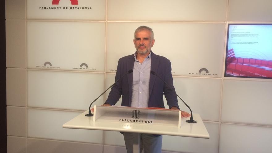 """Cs critica que Soler como director de los Mossos haya sido nombrado por """"ser más independentista que nadie"""""""