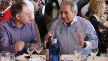 Emilio Llopis y Alfonso Rus