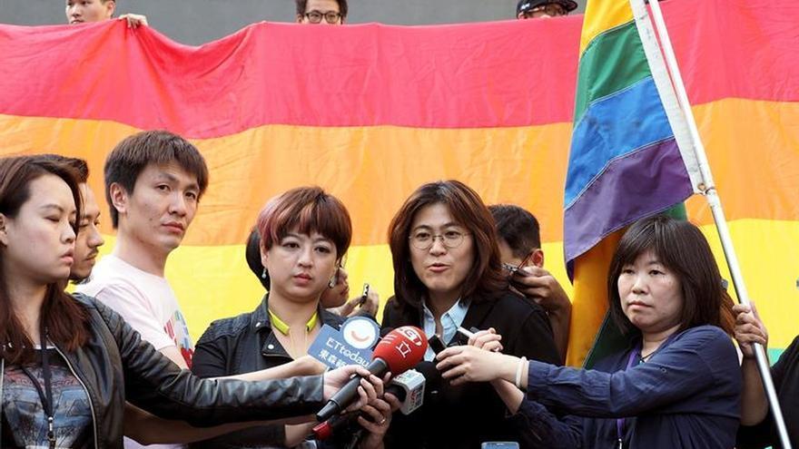 Nuevo paso hacia la legalización del matrimonio gay en Taiwán