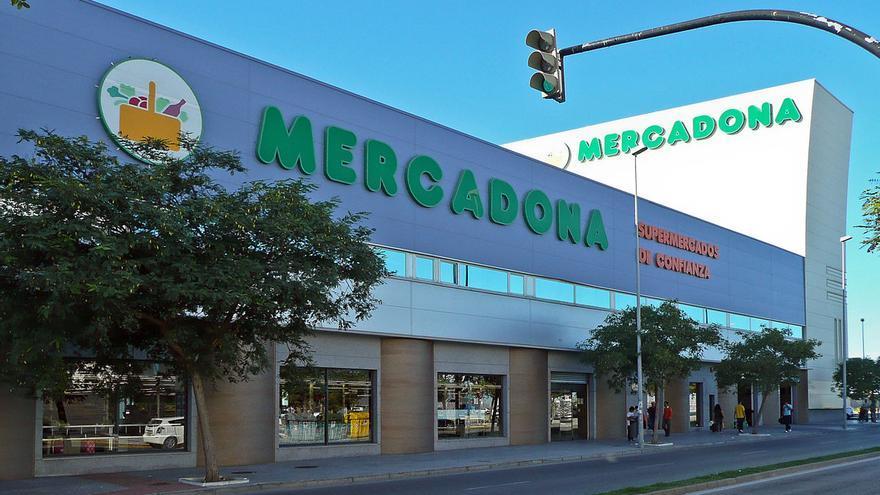 Un centro de Mercadona en Cádiz  / CC by-sa Er nun wieder (Wikimedia Commons)