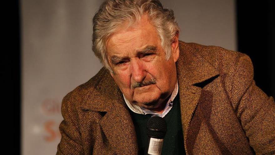 El expresidente Mújica propone un Plan Marshall planetario a favor de los pobres
