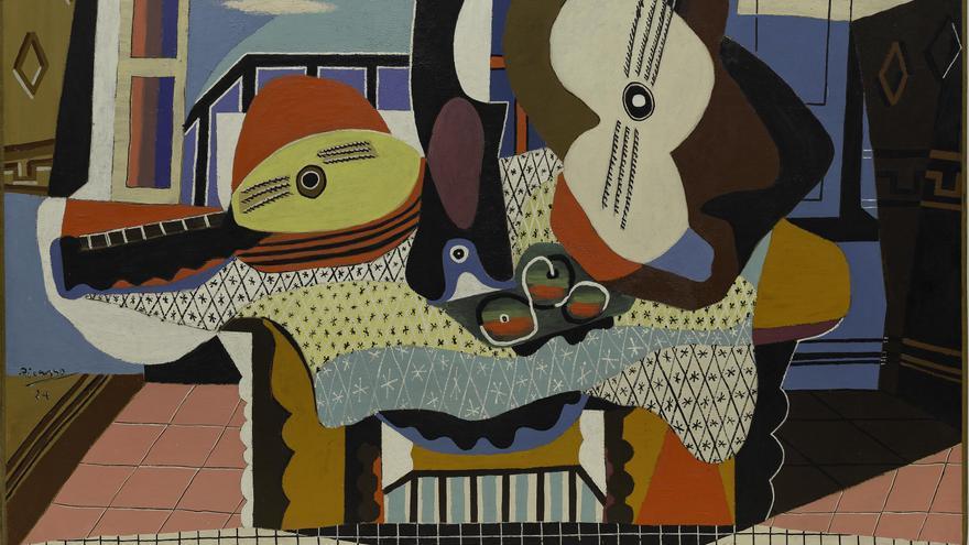 C:\fakepath\Picasso-Mandolina y guitarra.jpg