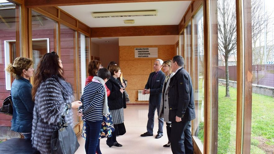 El centro de salud de Renedo sumará cinco consultas médicas y tres de enfermería tras la ampliación