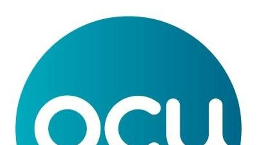 Logo de la Organización de Consumidores y Usuarios (OCU)