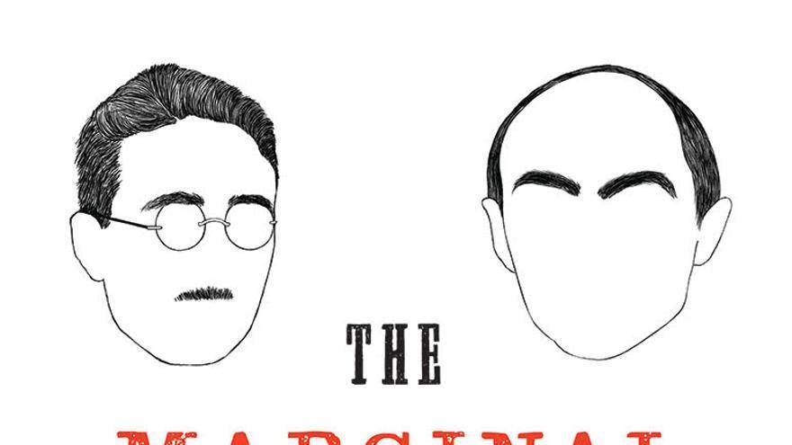 Portada del libro The Marginal Revolutionaries o los 'Los revolucionarios marginales', de Janek Wasserman.