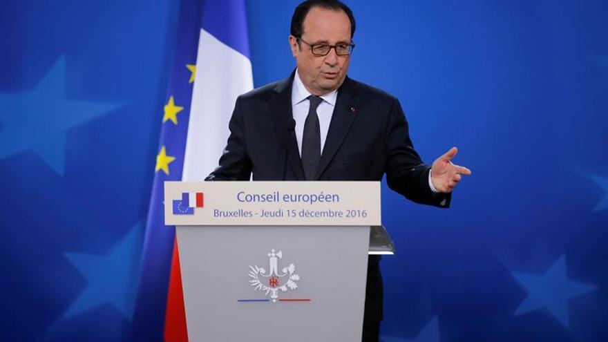 Francia cree que Rusia no se atreverá a vetar resolución humanitaria de Siria