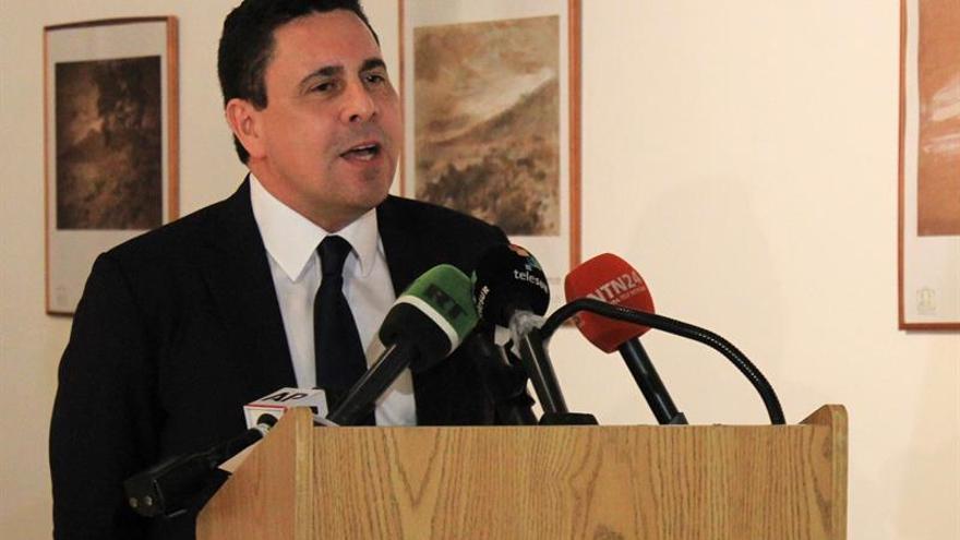 """El canciller venezolano denuncia la falta de condena externa al acto """"terrorista"""""""