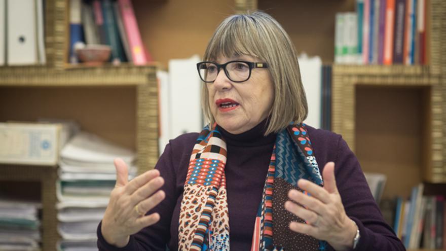 Altamira Gonzalo es la vicepresidenta de la Asociación de Mujeres Juristas THEMIS