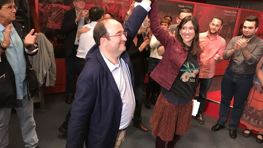 El PSC fija su estrategia política en su XIII congreso, en plena polémica con el PSOE