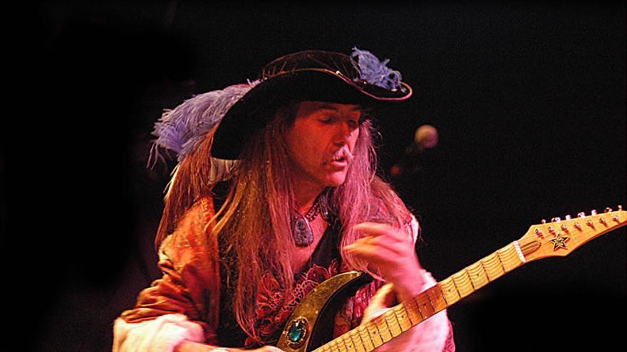 Uli Jon Roth, guitarrista de Scorpions.