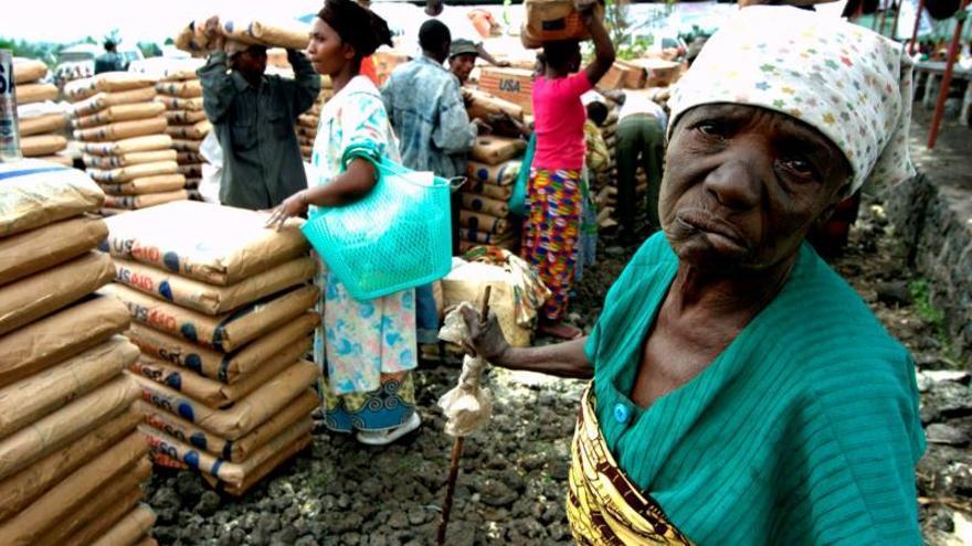"""Unicef: Unos 400.000 niños """"corren riesgo de morir"""" de hambre en la RDC"""