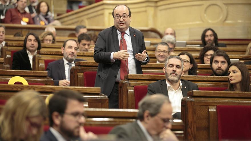 La CUP votará en contra de la designación de Iceta como senador
