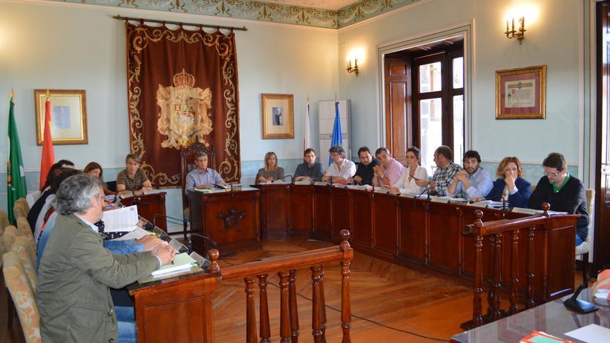 Pleno del Ayuntamiento de Castro Urdiales | RUBÉN ALONSO