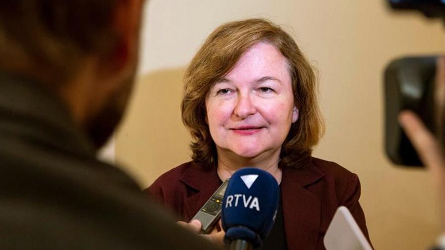 Ministra francesa de UE rechaza pactar con partidos de ultraderecha como Vox