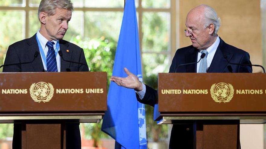 La ONU espera seguir contando con el compromiso de EEUU respecto a Siria