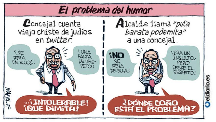 El problema del humor