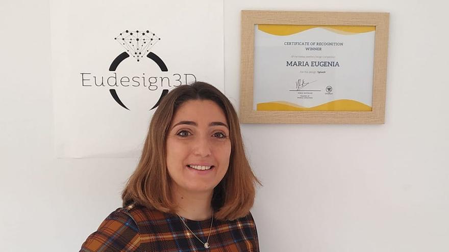 María Eugenia Morales.