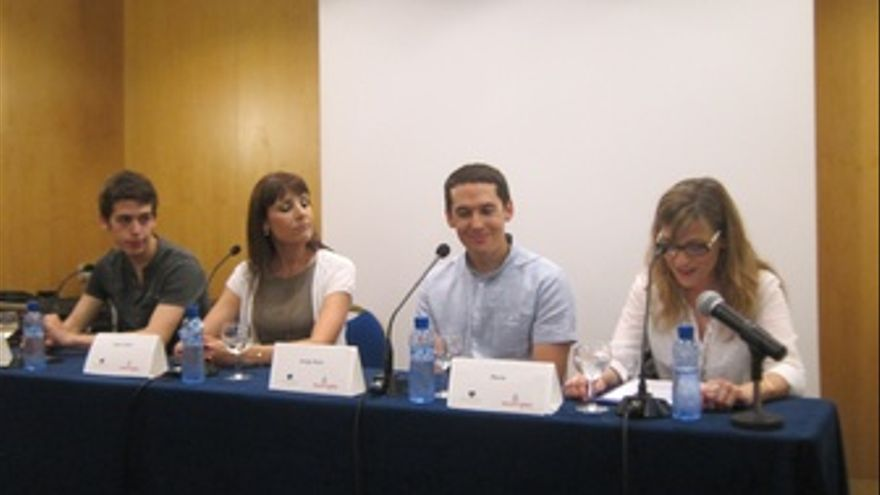 Jorge Ruiz Presenta En Barcelona El Vídeo Solidario De Maldita Nerea