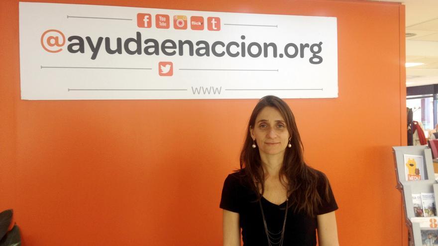 Camila Croso, directora de la Campaña Mundial por la Educación y coordinadora de la Campaña Lationamericana por el Derecho a la Educación. / P.C.