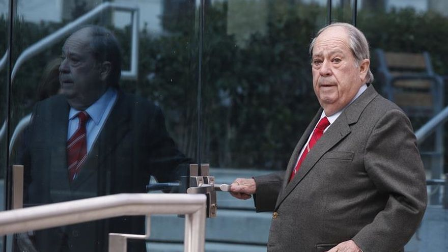 Prenafeta declara hoy en el juicio a la trama Pretoria acusado de cobrar comisiones