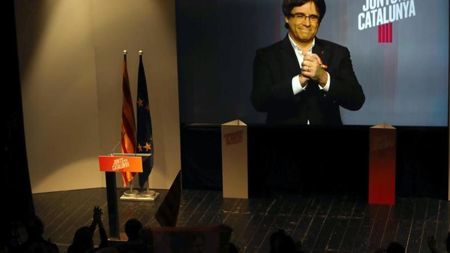 Puigdemont pide no dar permiso el 21-D a los que quieren más encarcelamientos