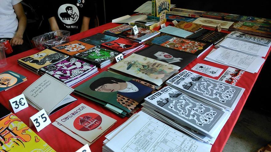 Festival de fanzine en Barcelona Gutter Fest