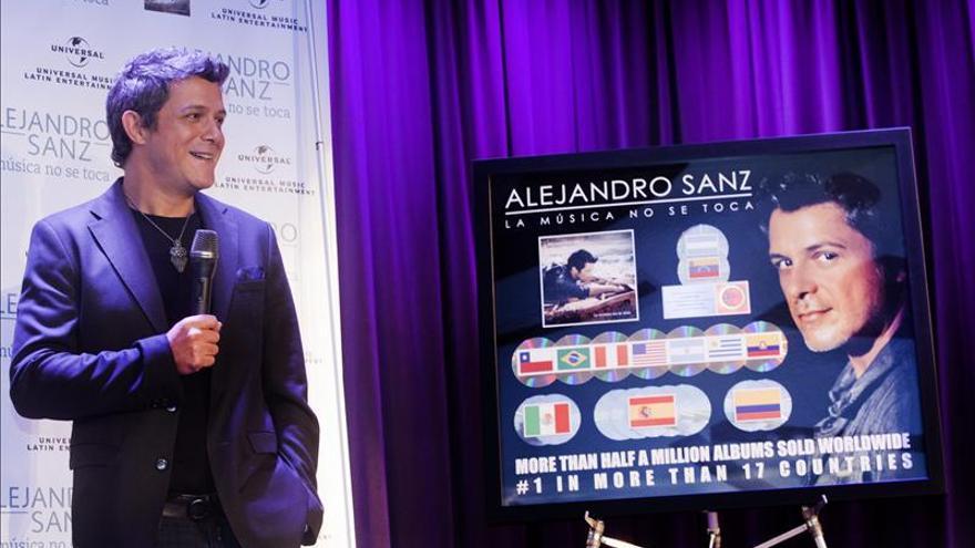 Los Ángeles proclama el 30 de abril como el día de Alejandro Sanz