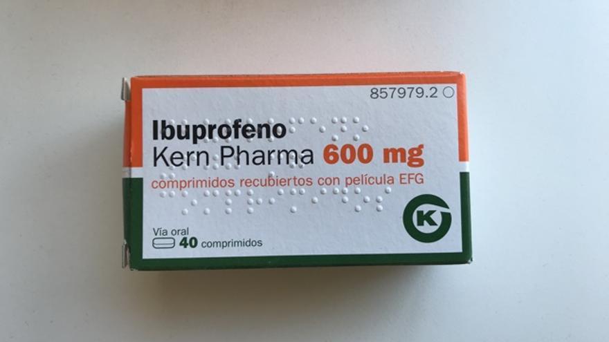 para que sirve ibuprofeno 600