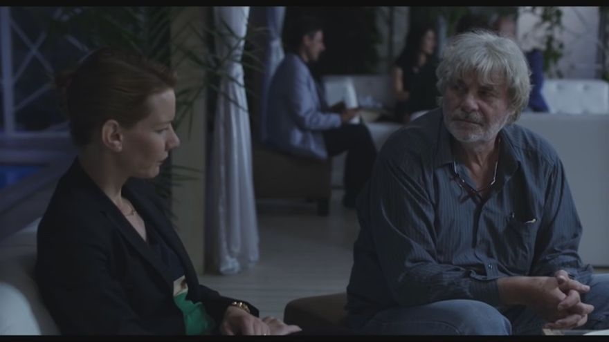 Fotograma de la película 'Toni Erdmann'