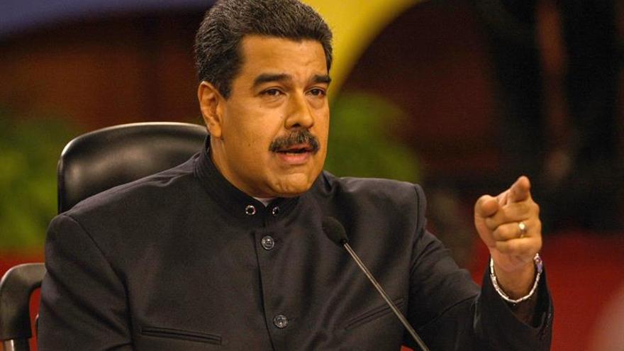 Maduro encabeza una reunión de la ALBA mientras se esperan resultados del diálogo